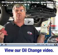 Oil Change Interval Video